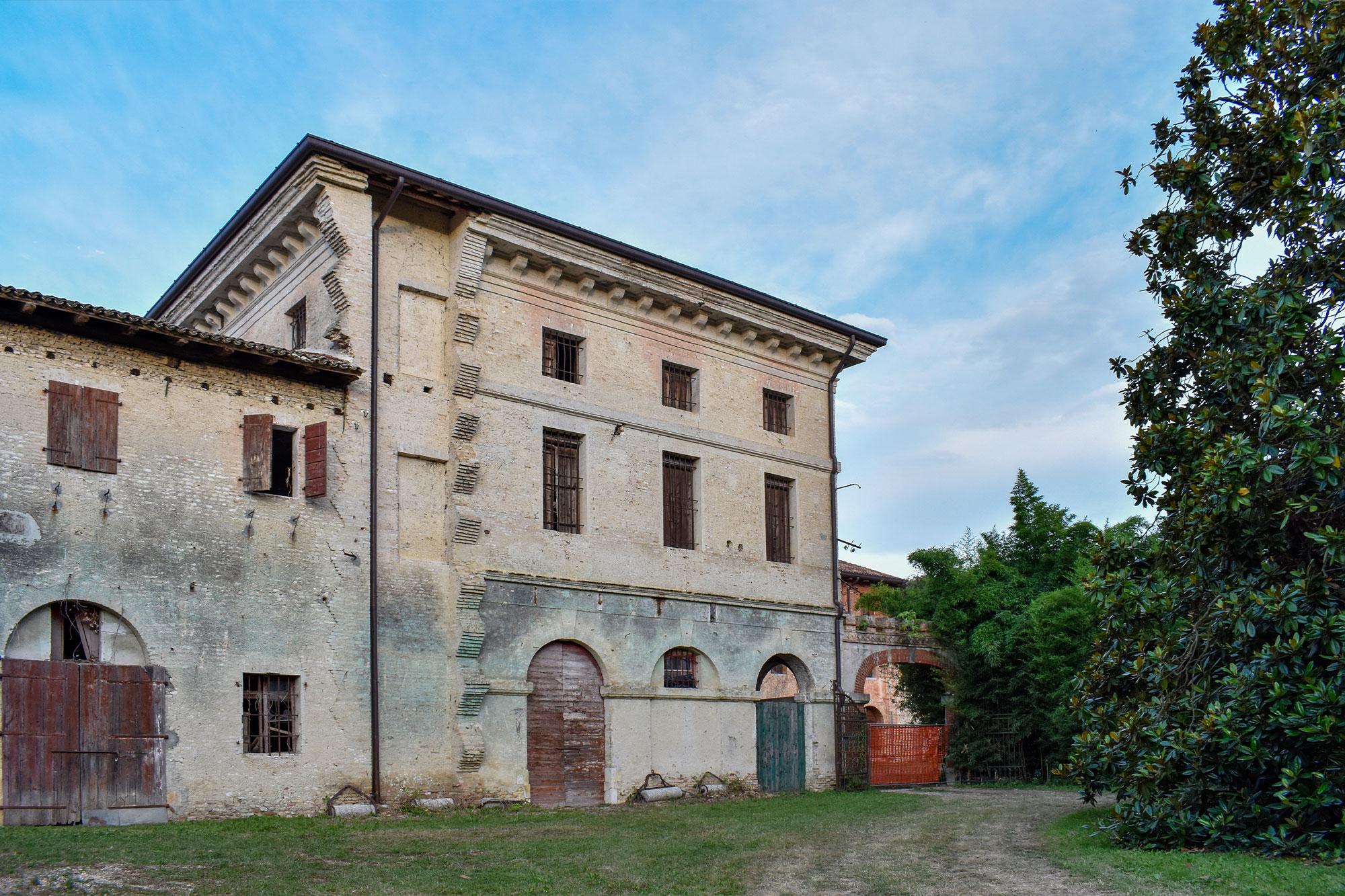 Magazzini del sale di Villa Ottelio Savorgnan