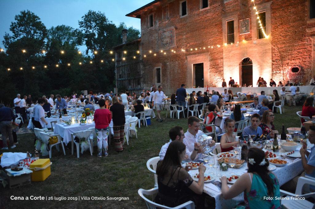 Cena a Corte, Villa Ottelio Savorgnan