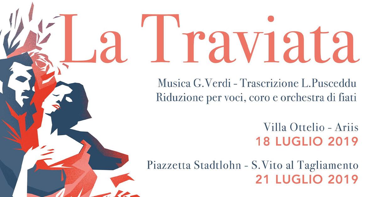La Traviata, Banda Musicale Primavera