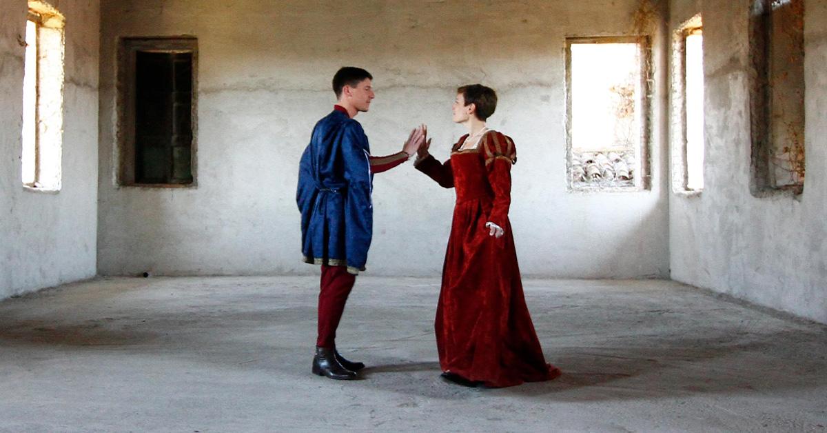 Lucina Savorgnan e Luigi Da Porto